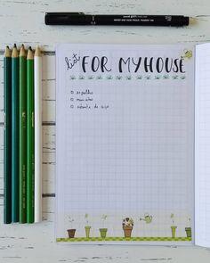 Quem ai ama uma wishlist?? Fiz uma com algumas coisas que quero comprar pra minha casa, decorei com o tema jardim porque me lembrou casa,…