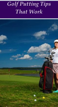 Golf Putting Tips To Help You Line Up Your Putts Correctly. How does it feel when you hit a fantastic drive, down the middle, nice and long? Then you ... Golf Putting Green, Golf Putting Tips, Adam Scott Golf Swing, Putt Putt Golf, Golf Courses, Middle, Nice, Nice France