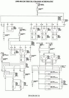 tahoe steering column wiring diagram 12 best chevy images chevy  repair guide  electrical wiring diagram  electrical wiring diagram