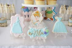 Cinderella  Birthday Party Ideas | Photo 7 of 27