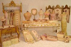 Shop display by Susan Harmon