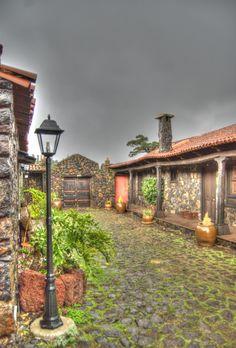 Hotel Rural Caserio Los Partidos ~ El Tanque, Canary Islands, Spain