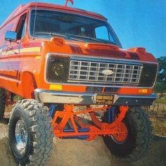 Off Road Camping, 4x4 Van, Logging Equipment, Cool Vans, Lifted Ford Trucks, Custom Vans, Four Wheel Drive, Find Picture, Monster Trucks