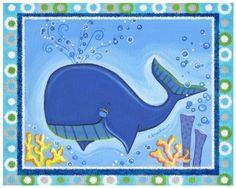sea life artwork - Google Search