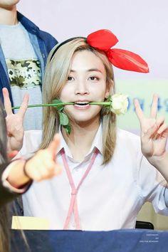seventeen, jeonghan, long hair♡
