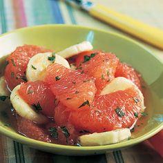 Honey Grapefruit with Banana - Health.com