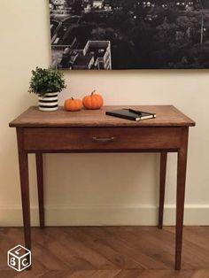 Table Console Bureau Vintage   Ameublement Paris - leboncoin.fr