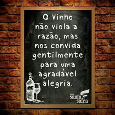 O vinho... o vinho nos dá aquela alegria.!... White Wine, Red Wine, Wine Quotes, Beer Bar, More Than Words, Wine Drinks, Wines, Food And Drink, Good Things