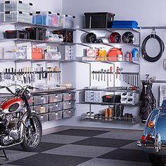 Garage Storage Basics