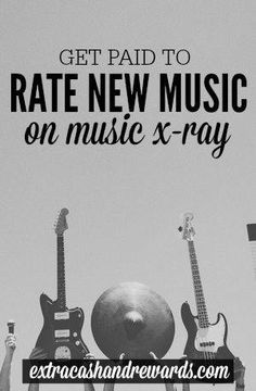 Earn money for reviews on Music X-ray