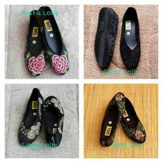 Saya menjual Sepatu Bordir Lolly Hitam seharga Rp85.000. Dapatkan produk ini hanya di Shopee! https://shopee.co.id/sistalolly/64130106 #ShopeeID