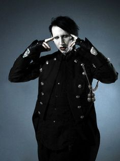 Marilyn Manson Eat me Drink me