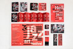 JazzArt Festival 2014 on Behance