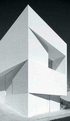 #architecture #white #design