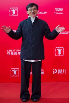 Jackie Chan Is Set to Receive an Honorary Oscar