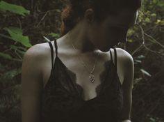 Leaf Celtic Knot Pendant by dfoley75