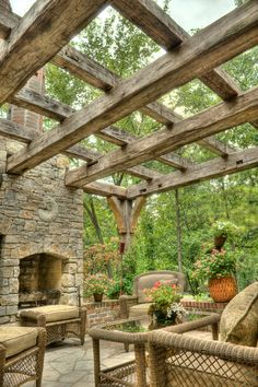 My brother Eric just delivered a Deconstructed Barn from Bellvue KS area to this company in TX - Outdoor Patio By Timber & Beam and West Construction http://www.timberandbeam.com/#!inventory/cx9g