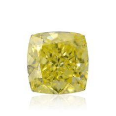 Diamonds For Sale - Buying Diamonds Online Yellow Cushions, Yellow Diamond Rings, Colored Diamonds, Natural Diamonds, Loose Gemstones, Diamond Jewelry, Fancy, Shapes, Unique Jewelry