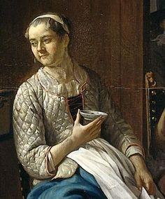 """Résultat de recherche d'images pour """"18th century quilted jacket"""""""