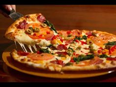 Pizza de Picanha na Churrasqueira - YouTube