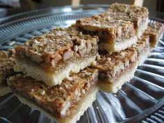 Pink Cookies with Sprinkles: Quick, Easy & Yummy Pecan Bars!