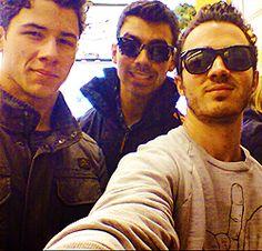 Jonas Brothers April 2012 - guilty pleasure. =p