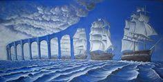 25 niesamowitych obrazów z iluzją optyczną. Aż ciężko się połapać! - Natopie.to