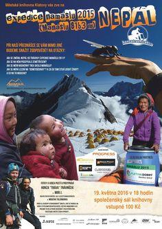 Expedice Namáslu 2015 (Manáslu 8 163 m) – NEPÁL