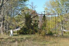 Abandoned Amusement Parks USA | America's Creepiest Abandoned Amusement Park is Open for One Week ...