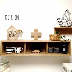 IG→yuyu_hr/IGと同じpic!/IKEA/壁に付けられる家具/無印良品…などのインテリア実例 - 2015-07-06 14:38:19 | RoomClip(ルームクリップ)