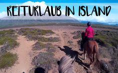 Reiturlaub in Island: begleite mich einen Tag im Land der Islandpferde