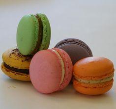Premium Authentic French Macarons  36 by nicoleleechocolates, $49.00
