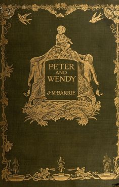 Art of Narrative: Francis Donkin Bedford ~ Peter and Wendy ~ 1911