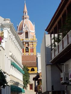 Old City, Cartagena, Colombia