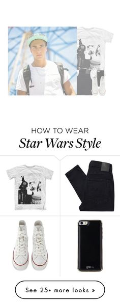 """""""☆ if i was just like shakespeare, whispering sweet sonnets in your ear, i'd tell you anything you wanna hear, but i'm not good with words"""" by sparkling-anxns on Polyvore featuring Retrò, Nobody Denim, Gooey and Converse"""