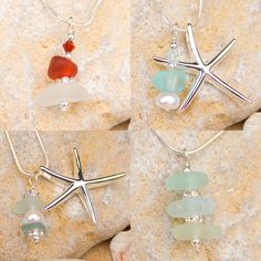 Blog post with hints and tips for drilling holes in sea glass and beach pebbles