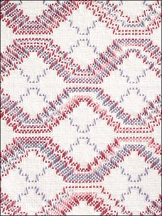 Learn to Make Monk's Cloth Afghans: this is the pattern I'm using for my first afghan
