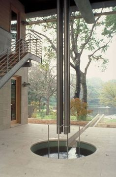 """Discover additional info on """"rainwater harvesting architecture"""". Have a look at our internet site. Architecture Design, Water Architecture, Amazing Architecture, Water Collection, Water Management, Rainwater Harvesting, Water Features, Backyard Landscaping, Landscape Design"""