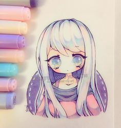 Been kind of busy lately, but I'm also tired all the time >A< I think I use pink+purple in my drawings too much but they're my favourite colours atm and I just want to add them into everything, I'm just