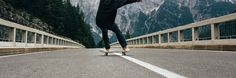 Skateboard and Nature Photography in Slovenia #plasticman