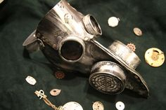 plague doctor gas mask - Google Search