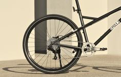 Kulku peli is the ultimate hybrid bike. It has setup and ChroMo frame, low standover and great setup for parts. Bicycles, Bike, Bicycle Kick, Bicycle, Bmx, Riding Bikes