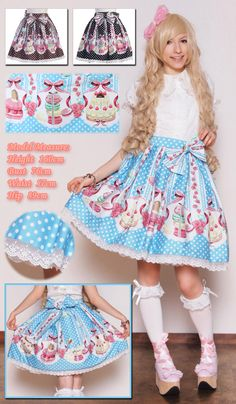 Bodyline-l247, $27, blu  Length 55cm  Waist 64-84cm  (maybe fits if I lose weight? also need white blouse)