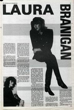 Laura 1984, a newspaper from Iceland.
