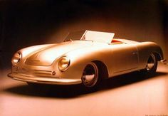 "This Day in Automotive History 6/8/1948: A hand-built aluminum prototype labeled ""No. 1″ becomes the first vehicle to bear the name of one of the world's leading performance car manufacturers: Porsche. There is no substitute."