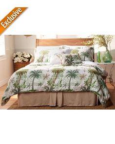 Palm Island Palmland 6-pc. Queen Comforter Set
