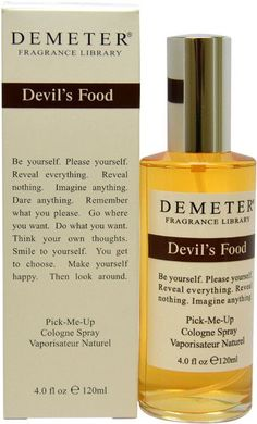 women demeter devil's food cologne spray