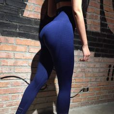 Toraway Ladies Stitching Hollow Tight Hip-Lifting Exercise Running Yoga Pants Women Exercise Pants