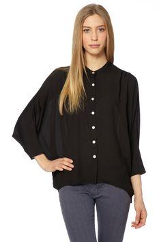 Venda Carling / 8174 / Blusas / Camisa Preto. De 36€ por 12€.