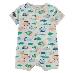 Freds World by Green Cotton Unisex Baby Sailor L//Sl Body